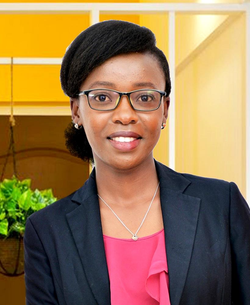 Florence Wambui Kung'u, BA