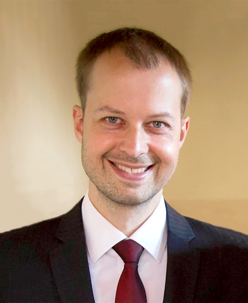 Dr. Michael Grosspietsch